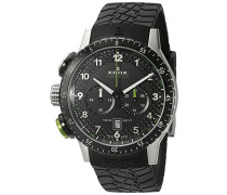 Unisex-Armbanduhr  RALLY INSTRUMENTS CHRONORALLY 1 Chronograph Quarz Kautschuk 10305 3NV NV