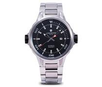Italy - Herren -Armbanduhr OLA0668MB/SS/NR