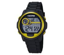 Herren-Armbanduhr Digital Quarz Plastik K5667/5
