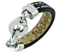 Damen Ring , Edelstahl, 54 (17.2), MAC9481BL-54