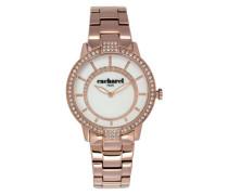 Damen-Armbanduhr Analog Quarz Edelstahl CLD 009S-2BM