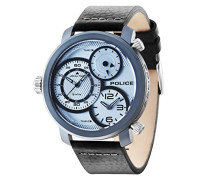 Police Herren-Armbanduhr MAMBA Chronograph Quarz 14500XSUY/04