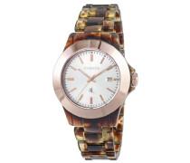 Orphelia Damen-Armbanduhr Analog Quarz Plastik OR53270683