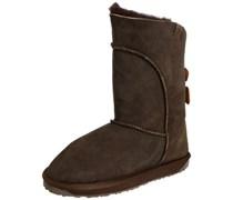 Emu Alba, Damen Bootsschuhe, Braun (Chocolate), 42 EU (8 Damen UK)