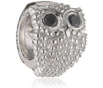 Bead/Charm 925SI Owl