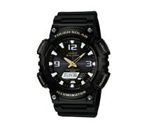 Casio Herren-Armbanduhr XL CASIO Collection Men Analog - Digital Resin AQ-S810W-1BVEF