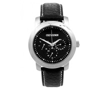 Herren-Armbanduhr Analog Quarz Leder 92-0059-501