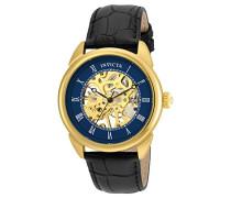 Specialty Herren-Armbanduhr Analog Mechanik Leder - 23536