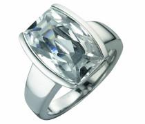 Damen-Ring 925 Sterling Silber Zirkonia weiß Gr. 57 (18.1) 273270779-9-018