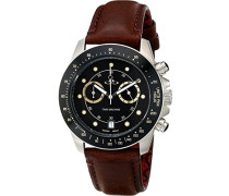 Herren-Armbanduhr Barbican Digital Quarz VV118BKBR