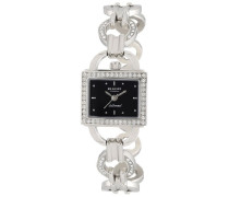 Damen-Armbanduhr LaDonna! Analog Quarz Edelstahl 12220908