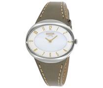 Boccia Damen-Armbanduhr Analog Quarz Leder 3165-17