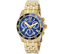 Damen- Armbanduhr Chronograph Quarz 155 10