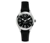 Damen-Armbanduhr Analog Quarz Silikon A11093M