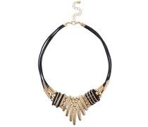 New Look Seil und Ringe Halskette 41-49cm