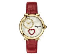 Salvatore Ferragamo Damen-Armbanduhr FE2910016