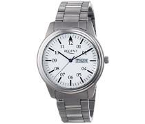Herren-Armbanduhr XL Analog Quarz Titan 11090324