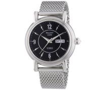 Regent Herren-Armbanduhr XL Analog Automatik Edelstahl 11050074
