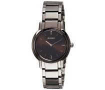 Damen-Armbanduhr XS Analog Quarz Edelstahl SFQ819P1