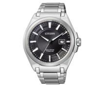 Herren-Armbanduhr XL Super Titanium Analog Titan BM6930-57E