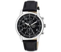 Seiko Quarz Herren-Armbanduhr Chronograph SNDC33P1