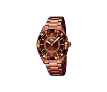 Lotus Damen-Armbanduhr Analog Quarz Edelstahl 15894/3