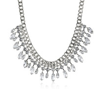 Damen-Halskette Metall DONANA Silvercolor 17052918
