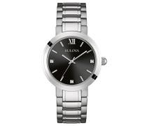 Bulova Damen-Armbanduhr Analog Quarz Edelstahl 98D124