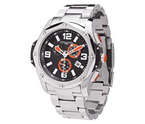 Herren-Armbanduhr Chronograph Quarz JG9100-14