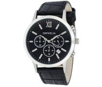 Orphelia Herren-Armbanduhr Chronograph Quarz Kunstleder OR55690044
