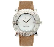 Damen-Armbanduhr Analog Quarz Beige FGZR1