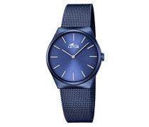 Damen-Armbanduhr Analog Quarz Edelstahl 18290/2