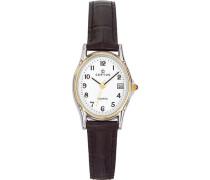 Damen-Armbanduhr Analog Quarz Schwarz 645329
