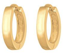 Damen-Ohrringe Silber vergoldet 0310452212