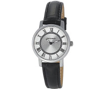 Pierre Cardin Herren-Armbanduhr Special Collection Analog Quarz Leder