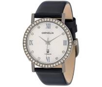 Damen-Armbanduhr Analog Quarz Leder OR22172384