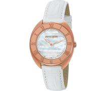 Damen-Armbanduhr Levant Analog Quarz Leder
