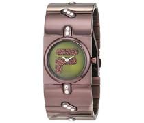 Damen-Armbanduhr Analog Quarz Edelstahl FA0832-61