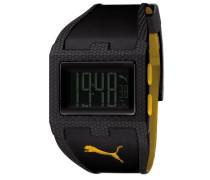 Puma Herren-Armbanduhr XL Digital Plastik PU910361004