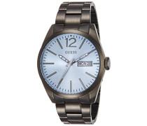 Herren-Armbanduhr Analog Quarz Edelstahl W0657G1