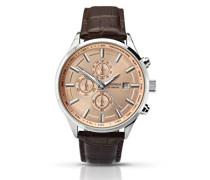 Herren-Armbanduhr Chronograph Quarz 1105.27