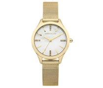 Damen-Armbanduhr Woman Analog Quarz KM140GM