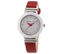 Morellato Time Damen-Armbanduhr Firenze Analog Quarz Leder R0151103507