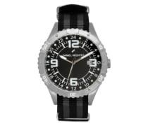 Daniel Hechter Herren-Armbanduhr Analog Quarz Textil DHH 002-AA