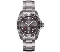 Certina Herren-Armbanduhr XL Analog Automatik Titanium C013.407.44.081.00
