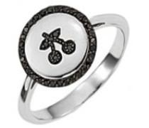 Damen Ring, Sterling-Silber 925, Zirkonoxid, 52 (16.6), L22009N52