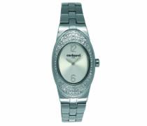 Damen-Armbanduhr Analog Quarz Edelstahl CLD 008S-BM