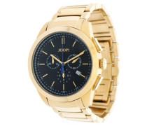 ! Herren-Armbanduhr Analog Quarz Edelstahl JP100711F06U