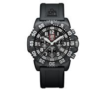 Navy SEAL Colormark Herren-Armbanduhr Chronograph Quarz Plastik - XS.3081