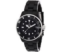 ToyWatch Unisex-Armbanduhr Analog verschiedene Materialien FL28BK